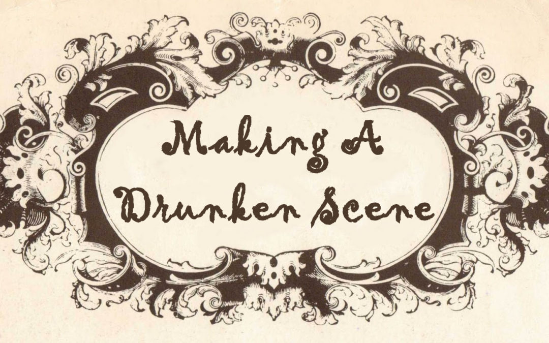 GEEKS UNDER THE INFLUENCE – MAKING A DRUNKEN SCENE: KEANU REEVES