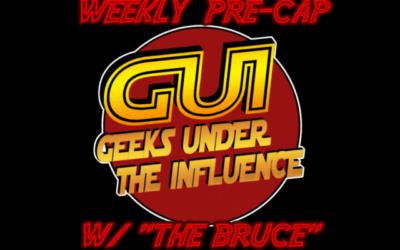 GUI Pre-Cap Week of 10-16-17