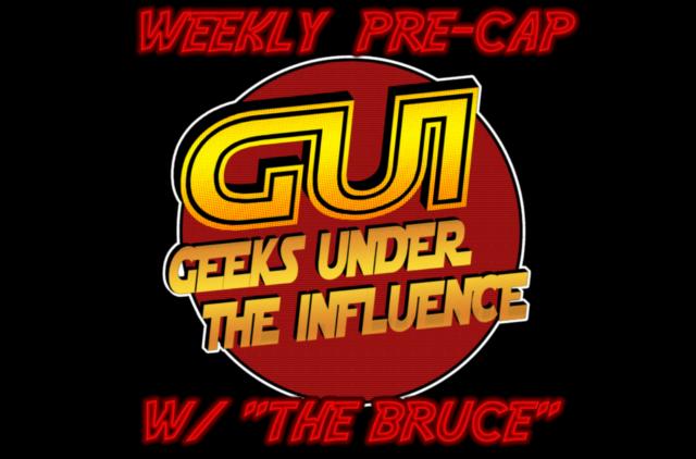 GUI Pre-Cap: Week of 11-27-17