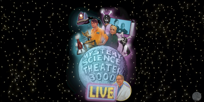 MST3K Live! Riffs Richmond A New One