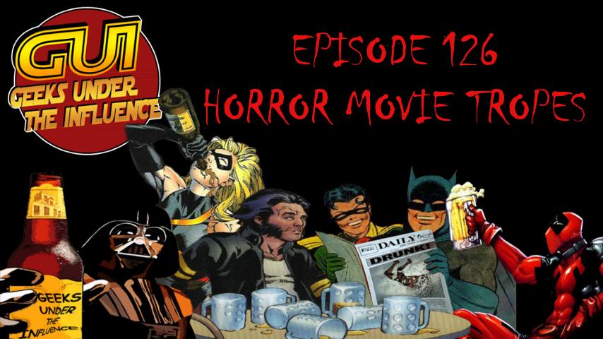 GUI126 – HORROR MOVIE TROPES: DEAD KIDS, BUT REALLY GOOD FOOD!