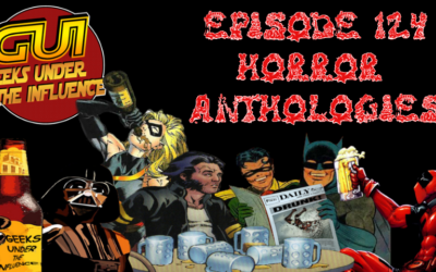 GUI124 – HORROR ANTHOLOGIES: IN THE MOUNDS OF MADNESS