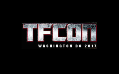 GUINTERVIEW – CASEY COLLER (IDW) & JIM SEMONIK (ELECTRONIC SAVIORS) AT TF CON DC 2017