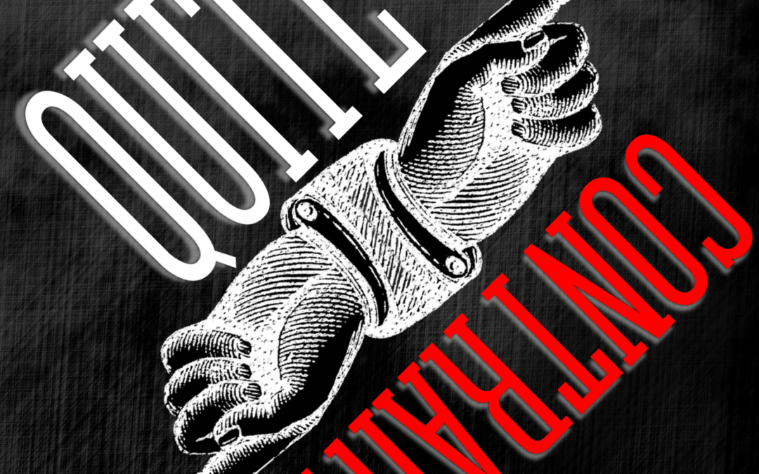 QUITE CONTRARY EP 03 – GHOSTS: NO GINGER GHOSTS!