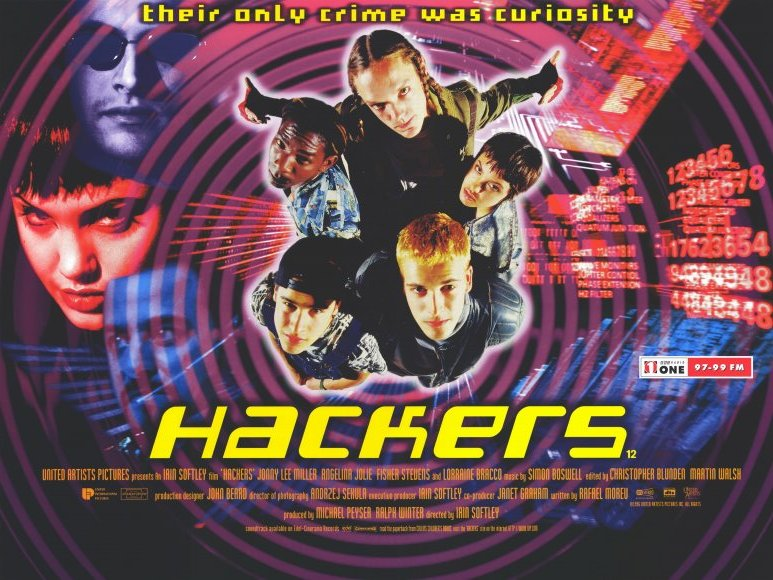 GUI – HACKERS (1995): AUDIO COMMENTARY